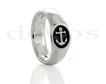 Anchor Ring (Small Horizontal Anchor)