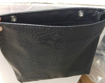 MESH BAG (marine/for your boat) - attach to your boat, then take with you when you leave. Any size available.