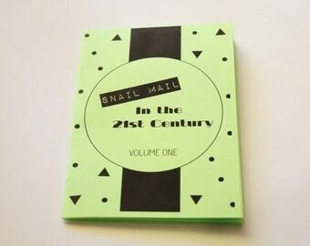Snail Mail Zine - Volume 1