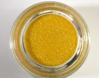 Gold Sand for Wedding Unity Sand - Yellow Colored Sand