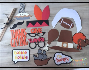 Thanksgiving Photo Booth Props, Thanksgiving Centerpiece, Table Decorations For Fall, Thanksgiving Decor, Fall Table Centerpiece