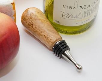 Magnolia Bottle Stopper Wine Oil Vinegar #2381 Gift