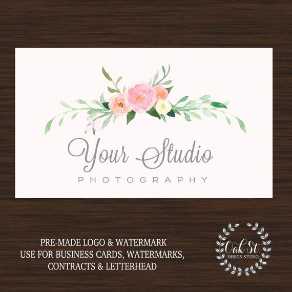 Photographer Logo, Photographer Branding, Photographer Watermark