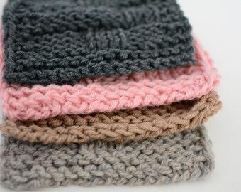 Knitting Items Samples