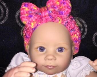 Pink Gumdrops headband