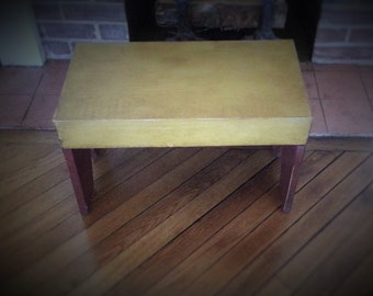 Primitive Foot Stool
