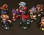 Final Fantasy 9 Stand Up Perlers featured image