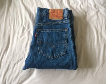 vintage high waisted levis 504s
