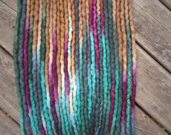 Payment 2 of 2- custom wool dreads for mangosapien