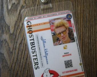Ghostbusters - Jillian Holtzmann - I.D. Badge
