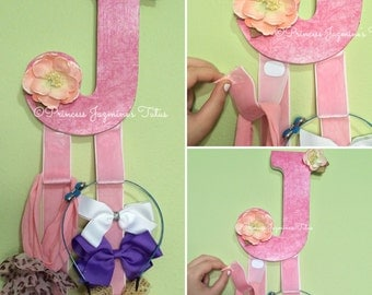 Hair bow holder, organizer