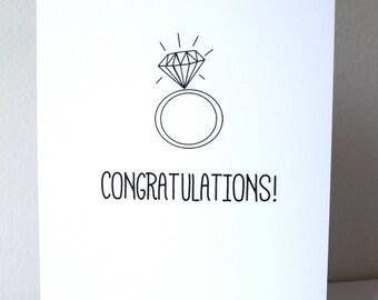Engagement / Wedding Congratulations