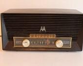 Brown Motorola Golden Voi...