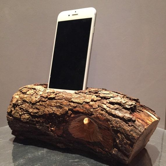 Rustic Acoustic Phone Speaker Acoustic Speaker Wood Speaker