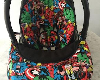 Marvel superheroes Maxi Cosi Set