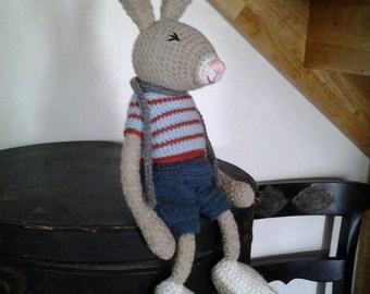 Doudou wool Ethan soft soft Arekyaelay