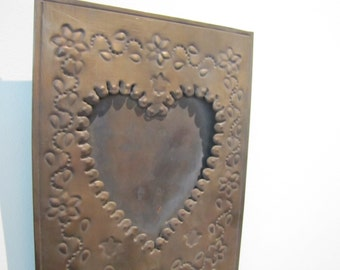 Metal Picture Frame - Wall Hanging