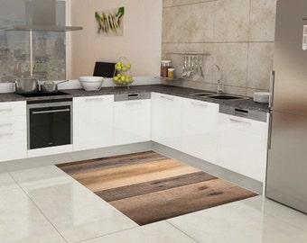 Eule Küche Teppich Teppich Linoleum Teppich / Küche von Printip