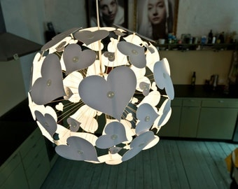 IKEA PS Maskros hanging lamp of 55 cm new design - Love_Edition