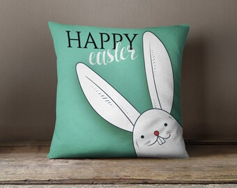 Easter Pillows | Easter Bunny Decor | Easter Decorations | Easter Pillow Covers | Easter Decor | Easter Bunny Decorations |