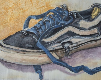 My Old Blue Shoe