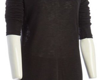 Long Sleeve Scoopneck T-Shirt - Jr.