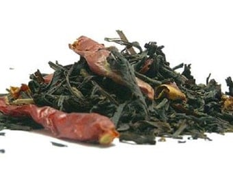 Black Tea With Chili Peppers From China 250gr / 8.81oz.