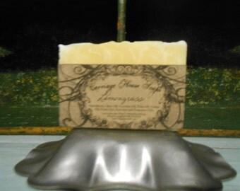 Lemongrass all natural bar soap