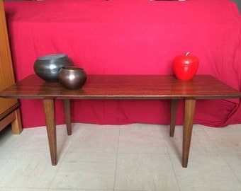 Vintage coffee table Ercol style - 1960s