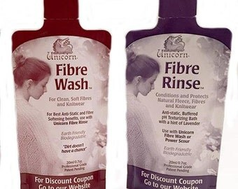 Unicorn Wash and Rinse Travel Pack