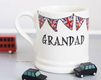 Family mug - Grandfather (choice of names)