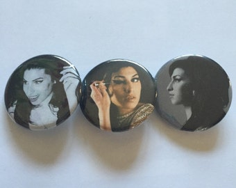 Amy Winehouse pin pack