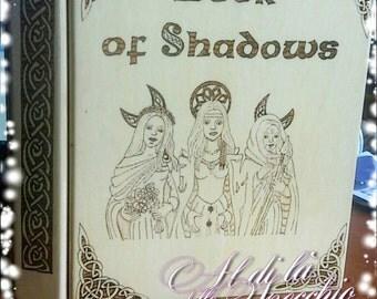 Book of shadows triple goddess