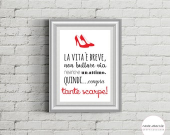 Poster • Love Shoes
