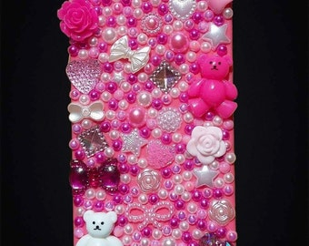 Pink Candy Mix - Phone Cases, iphone, samsung, nokia, blackberry, sony, smart phones, android, silicone cases, flip cases