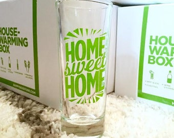 Housewarming Double Shot Glass