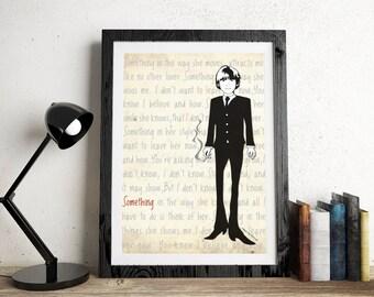 The Beatles: George Harrison
