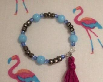 Baby Tassel Bracelet