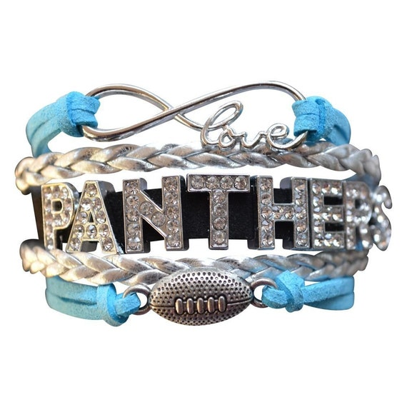 carolina panthers jewelry rhinestone by myinfinitycollection. Black Bedroom Furniture Sets. Home Design Ideas
