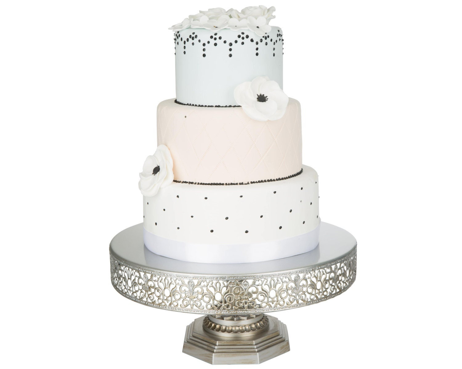 Square Cake Stand Silver Square Cake Stand Wedding Cakes