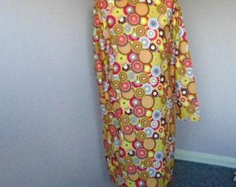 Hippie Shake Vintage 60's style Dress