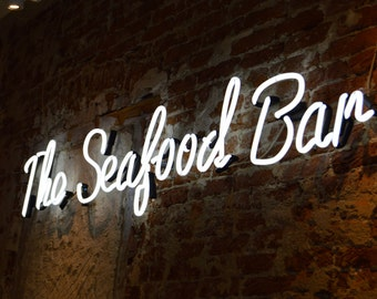 The Seafood Bar, Amsterdam, The Netherlands
