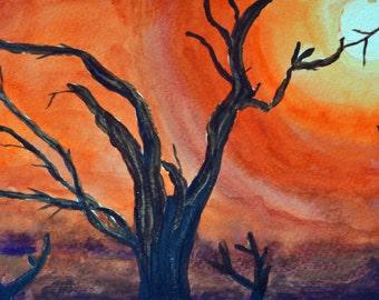Landscape Painting #9