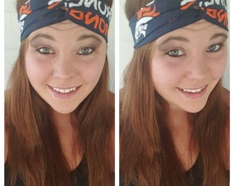Denver Broncos NFL Headband
