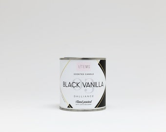 VANILLA / SCENTED CANDLE