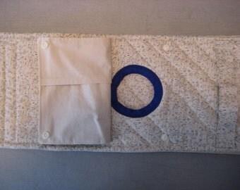 EXTRA LARGE adult GI feeding tube protective band/belt