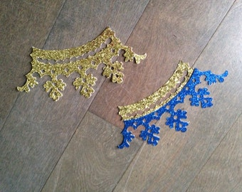 Crown Centerpieces - Set of 4
