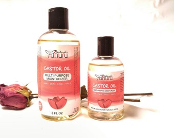 100% Pure and Natural Castor Oil