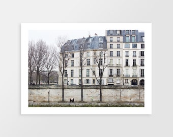 December Print Set (x4) | Paris, France
