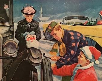 Boy's Life Magazine, December 1958, Vintage Ads